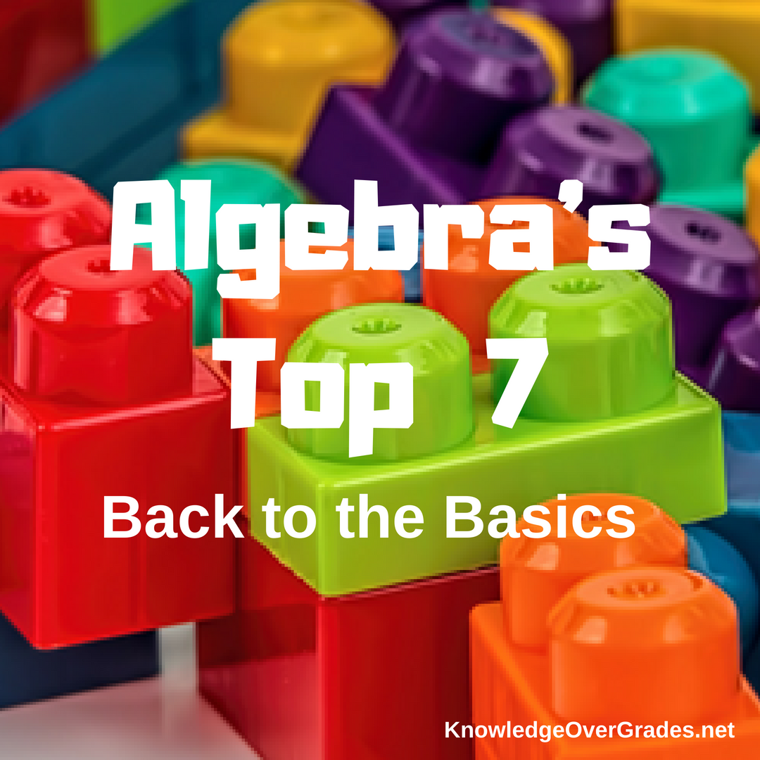 The Top 7 Concepts You Must Master to Pass Algebra - This course is currently closed, but you can be added to the waitlist for when it opens again.Strengthen your skills in the top concepts 7 every math student struggles with.Pssst: one of them is fractions.