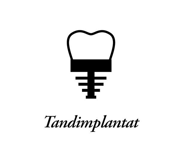 Tandimplantat