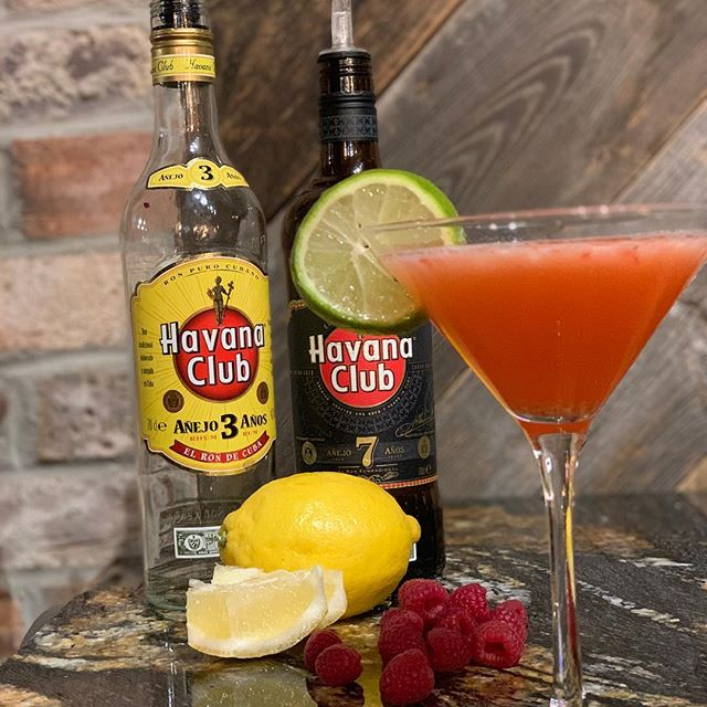 Today is a very very good Friday. Welcoming Easter? Or is it just the break that interests you? Either way, come and celebrate with todays top pick. Our Raspberry Daiquiri