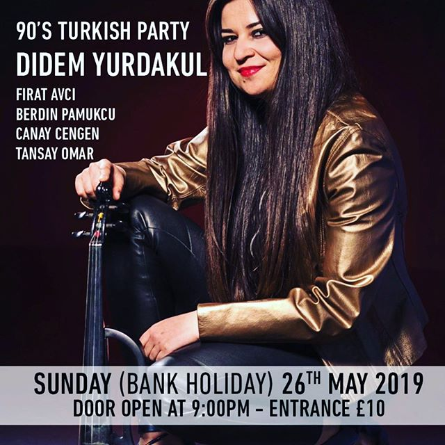 Let's go back in time, to@the generations favourite years. We will be bringing memories to life with the 90's favourite Turkish songs and dress sense. #tbto90s
