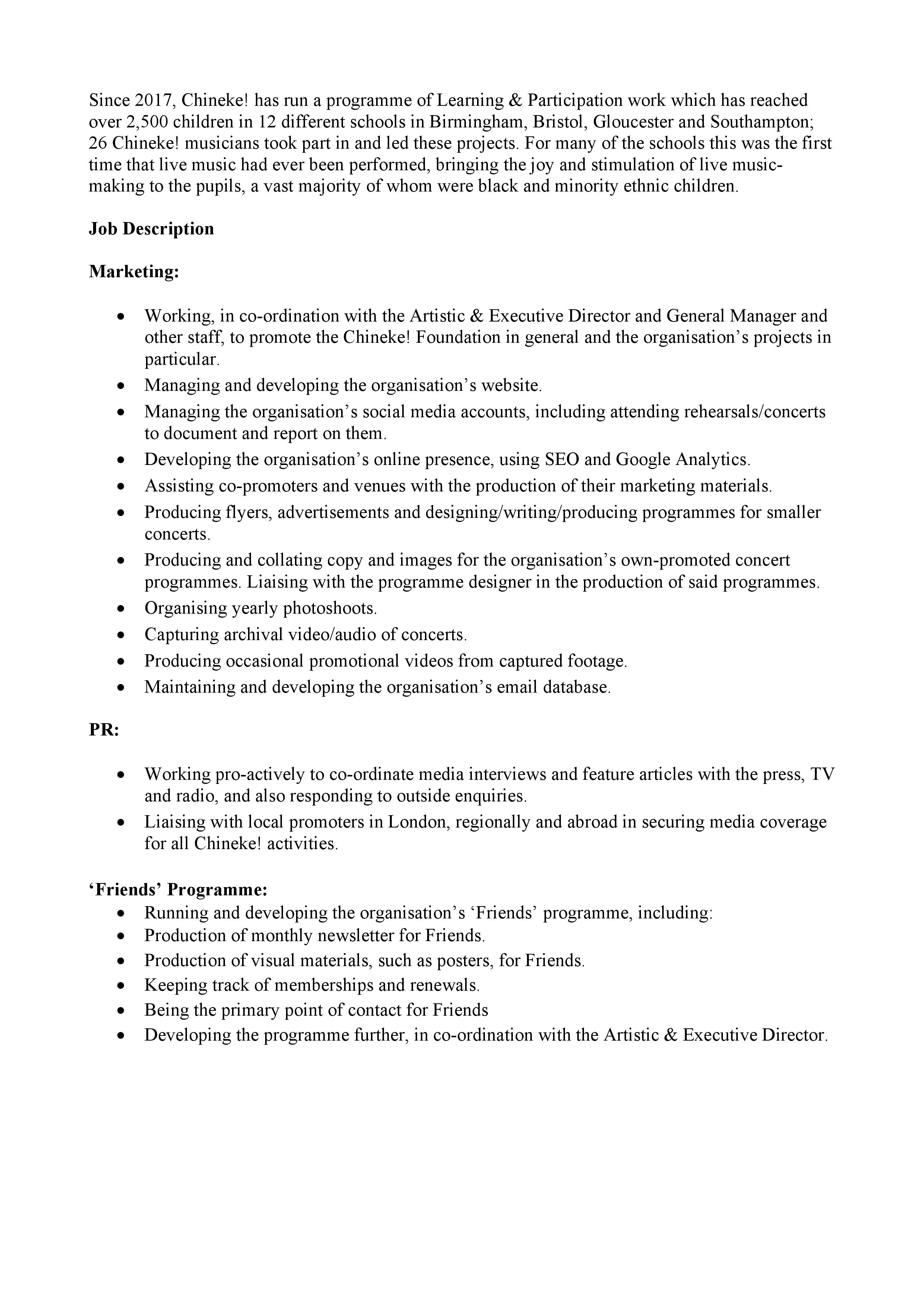 Marketing & PR Officer Job Description and Person Spec, April 2019_2.jpg