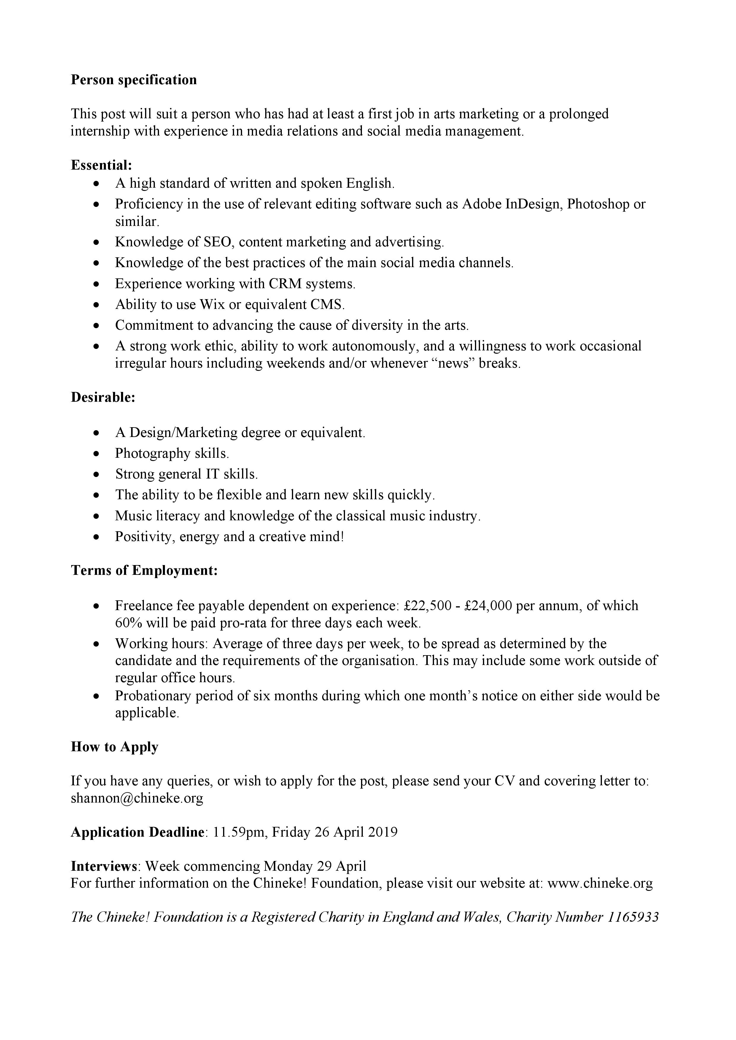 Marketing & PR Officer Job Description and Person Spec, April 2019_3.jpg