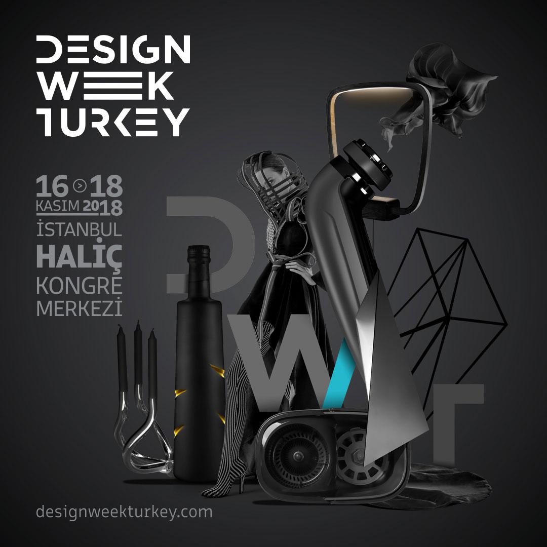 Design Week Turkey - 2018Yaratıcı ekonomileri güçlendirerek, tasarım konusunda girişimciliği teşvik etmeyi hedefleyen Türkiye'nin içerik çeşitliliği açısından en kapsamlı tasarım etkinliği.Proje Detayları