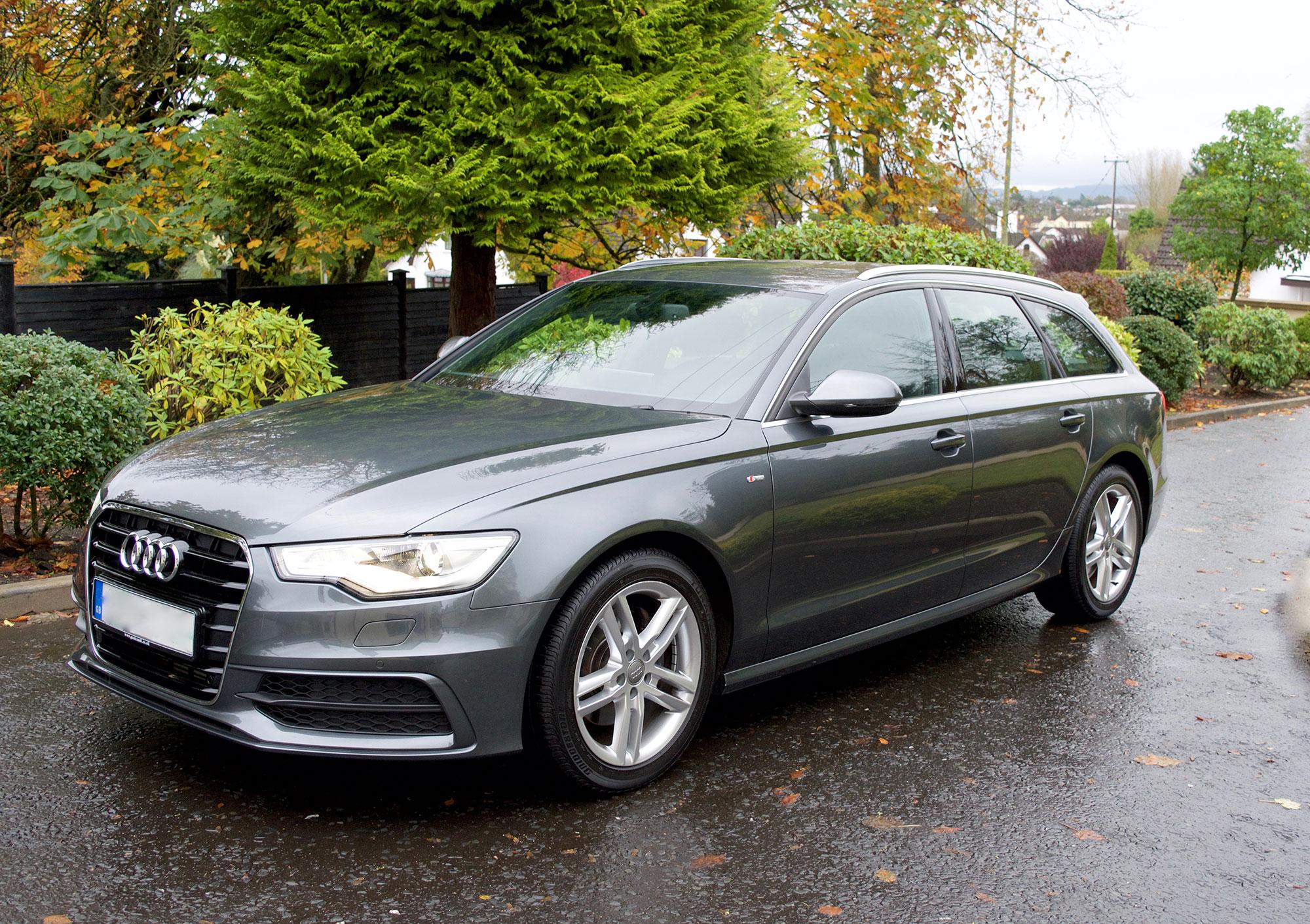 2014 Audi A6 Avant 3.0D