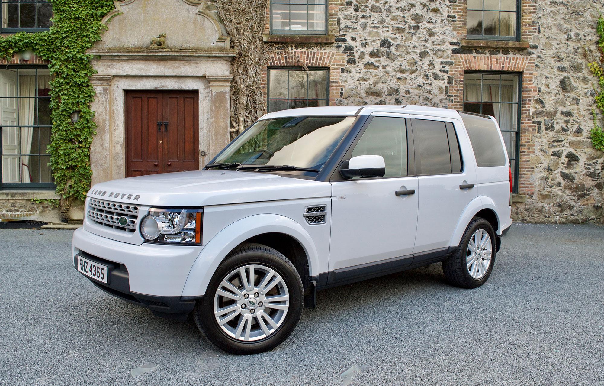 2013 Land Rover Discover 4  3.0 SD V6
