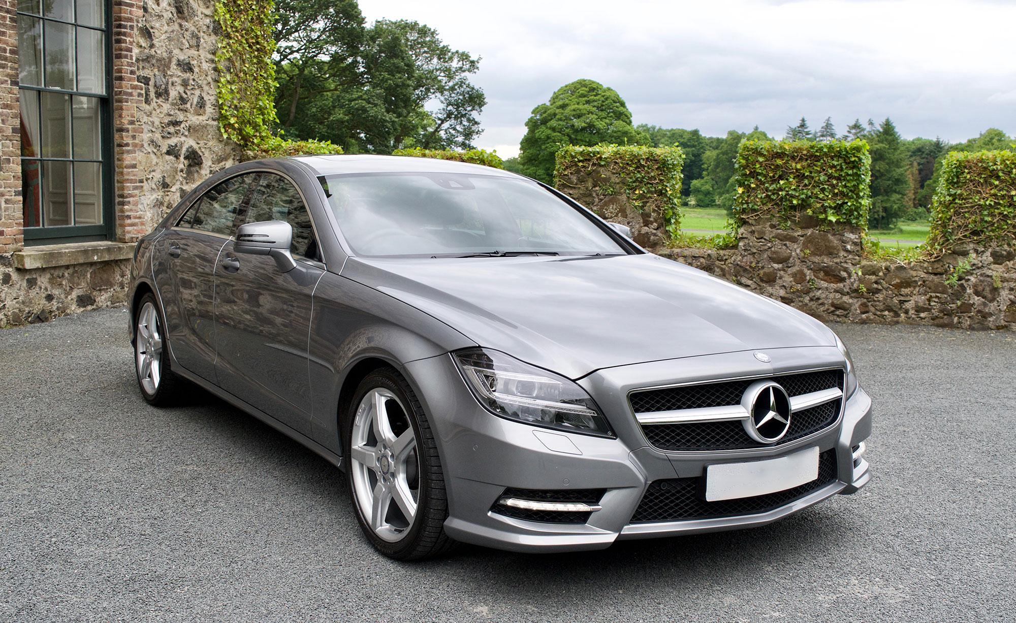2014 Mercedes CLS 250 CDI
