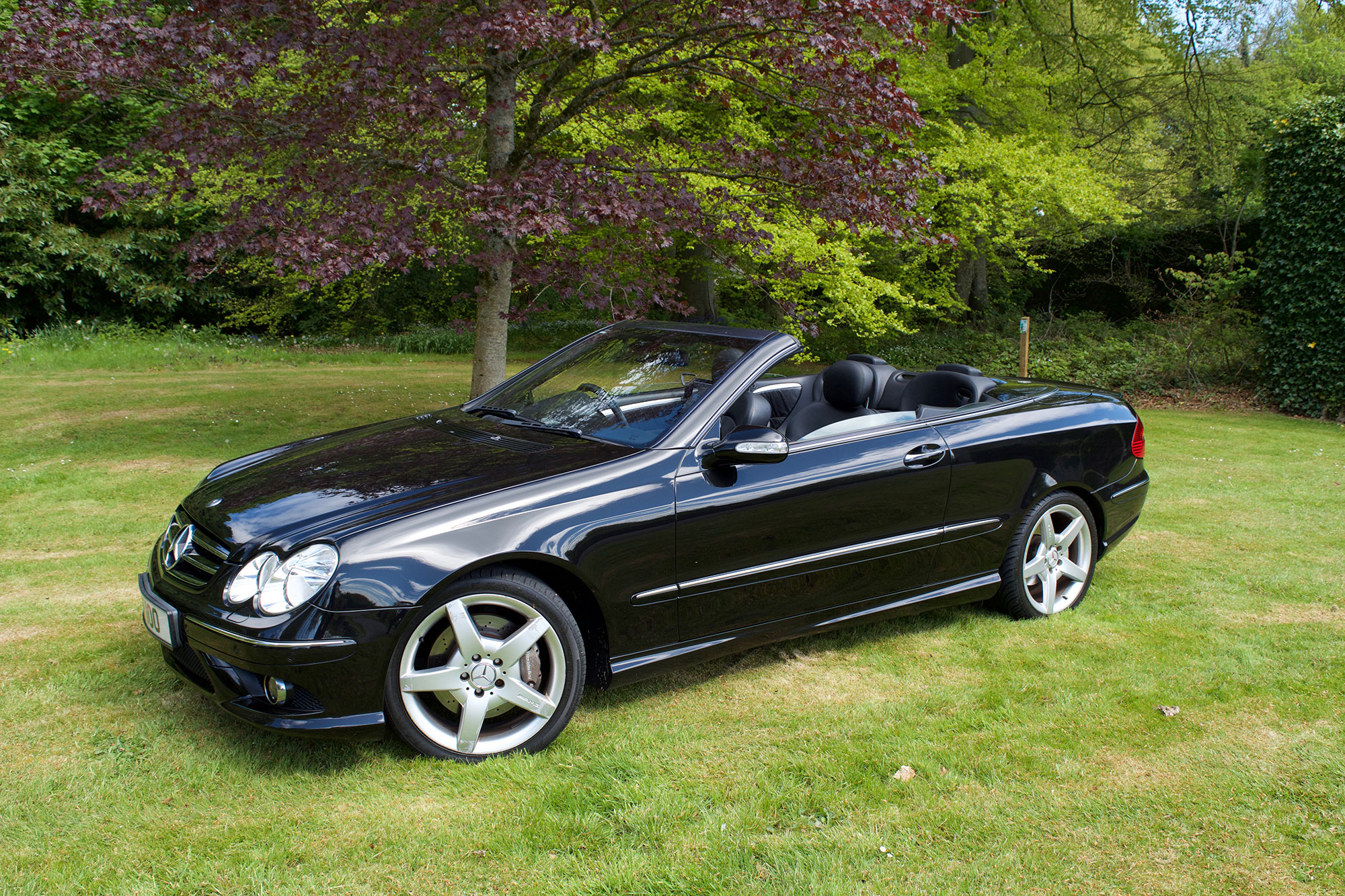 2007 Mercedes CLK 200 Cabriolet