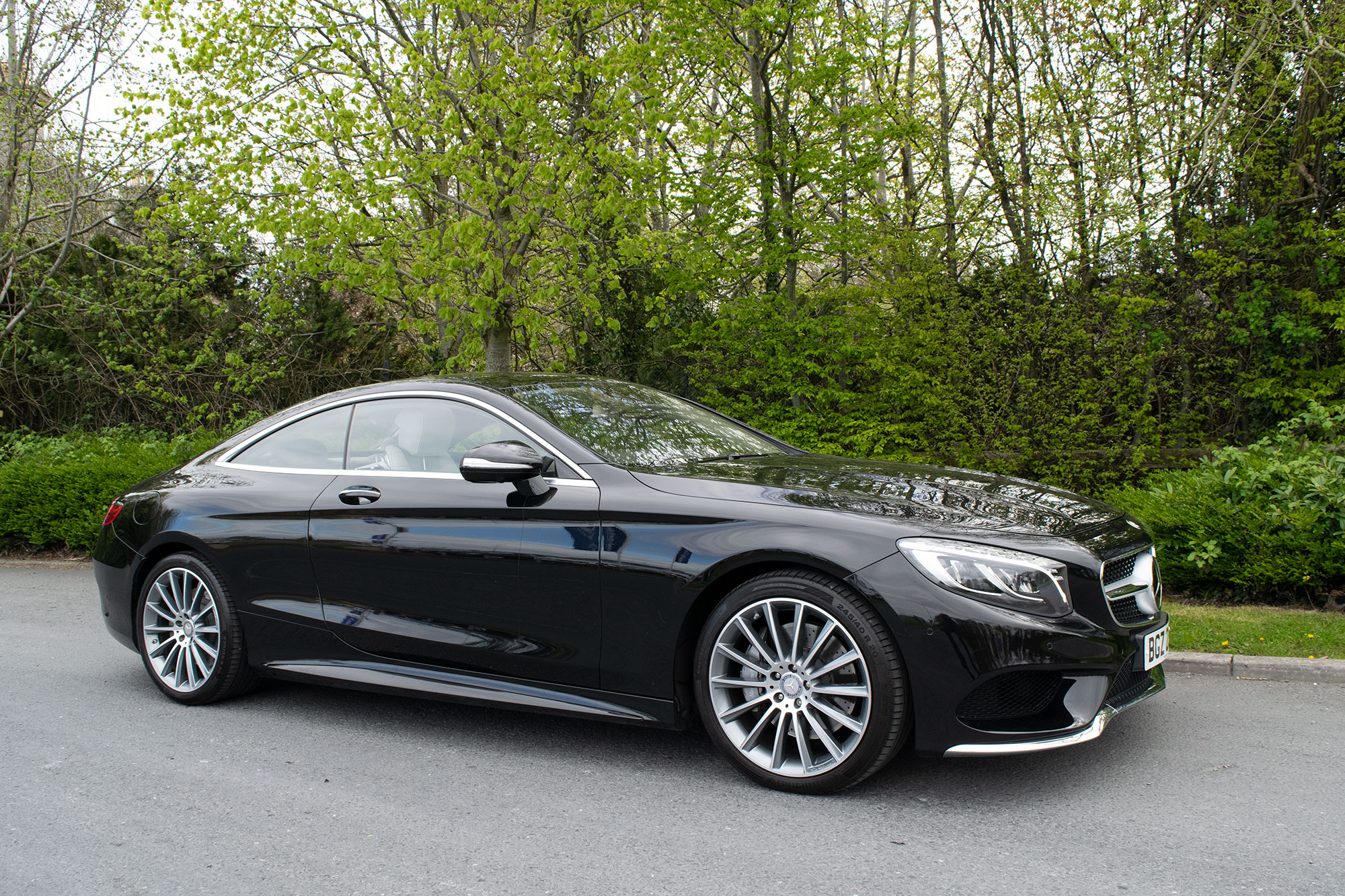 2016 Mercedes S500 Coupe AMG