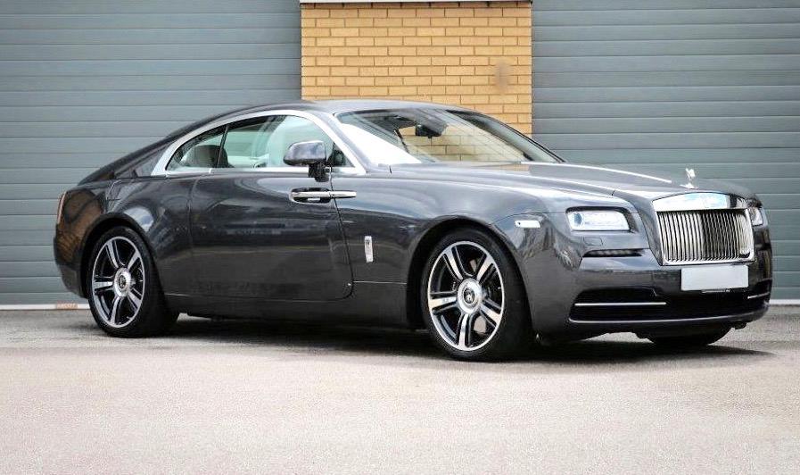 2015 Rolls Royce Wraith V12 6.6