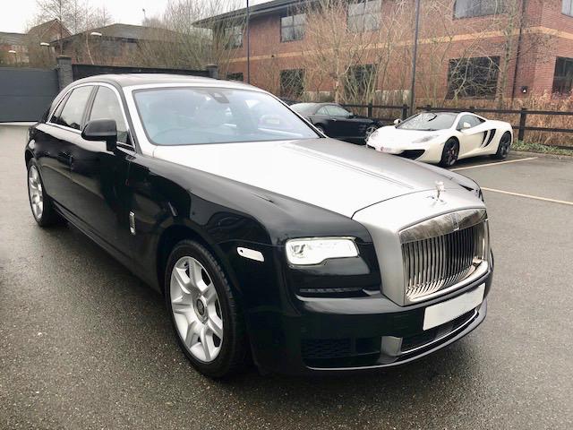 2018 Rolls Royce Ghost II