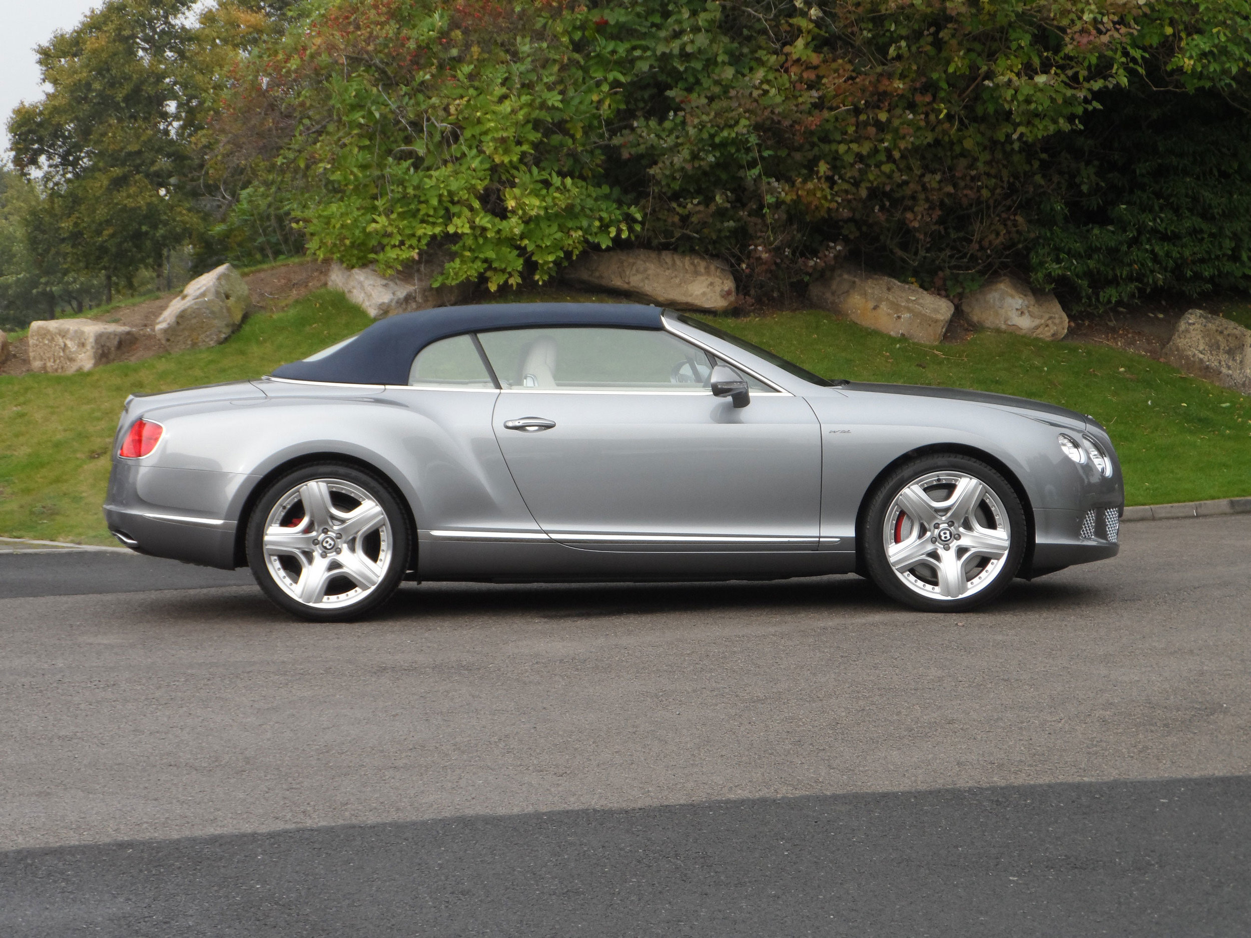 2011 Bentley Continental GTC