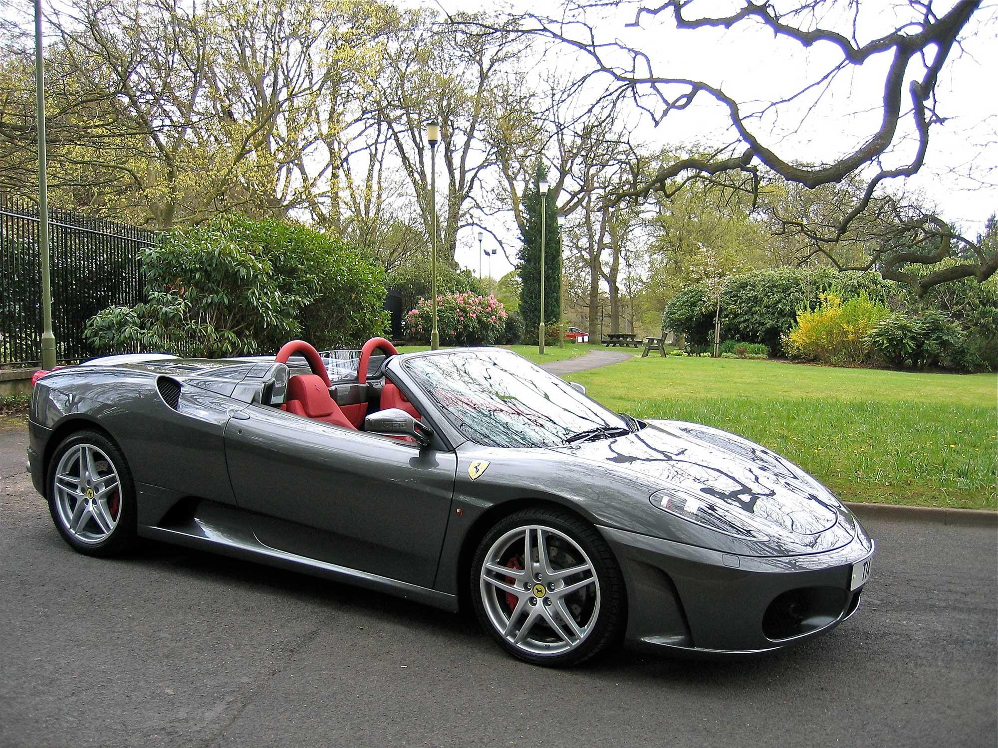 2007 Ferrari F430 4.3 Spider Convertible