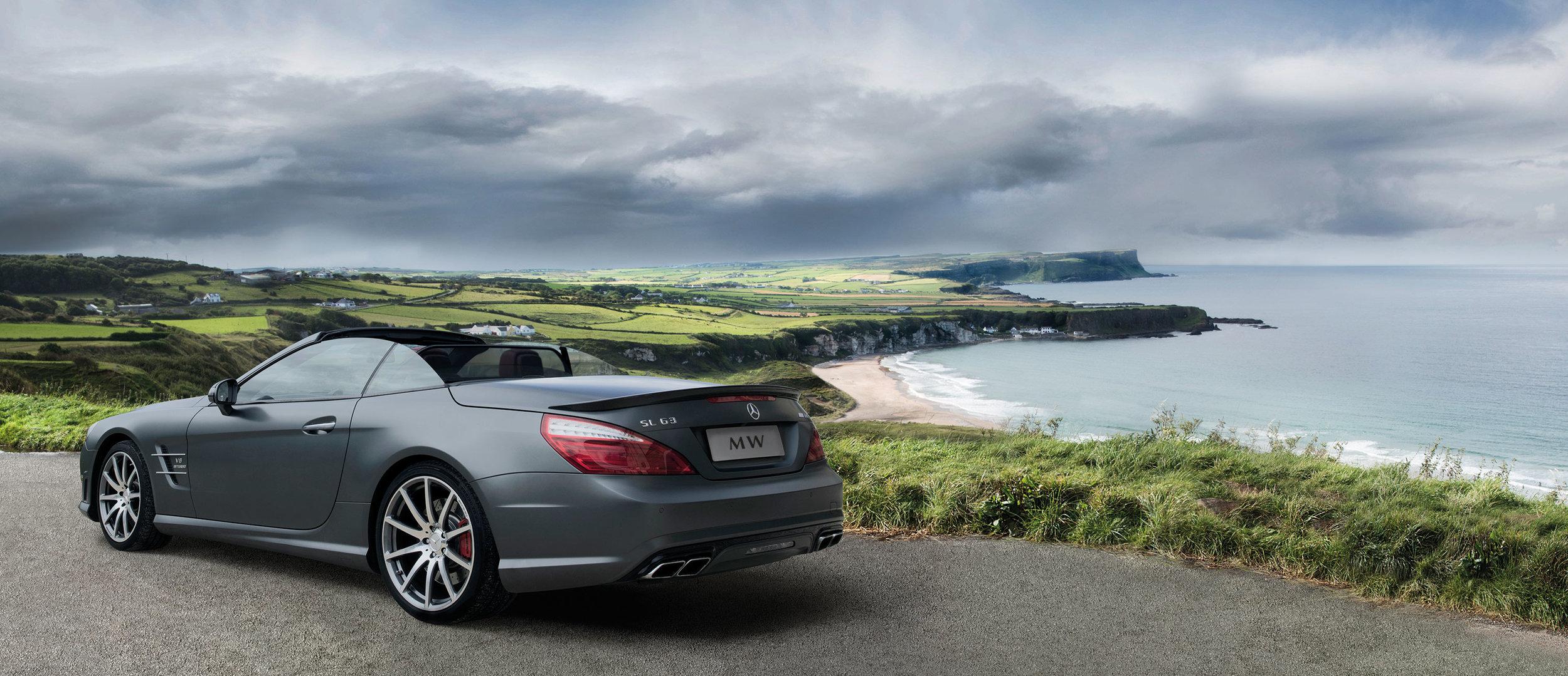Mercedes-Benz · · BMW · · Volkswagen · · Rolls Royce · · Porsche · · Land Rover · · Audi · · Bentley
