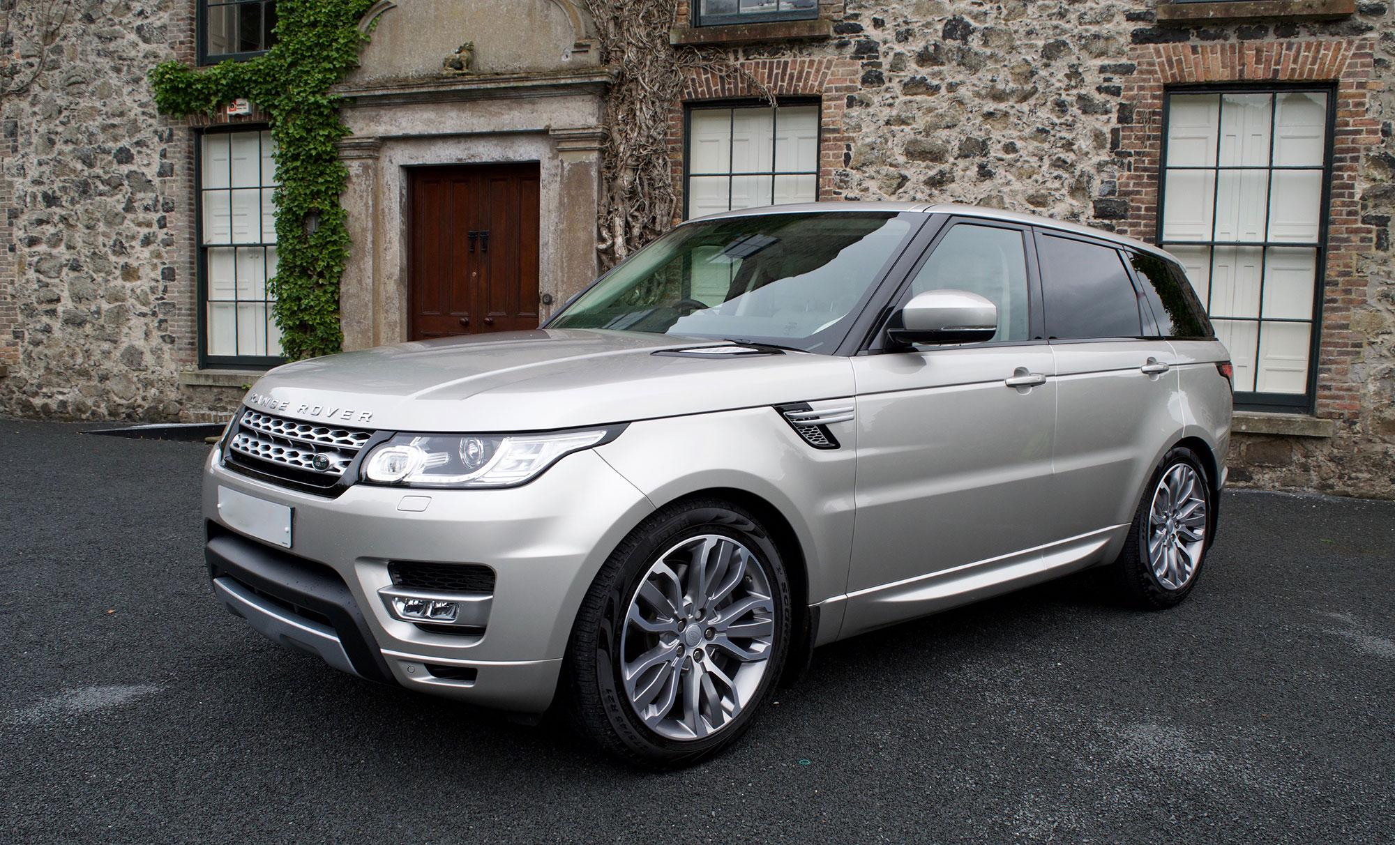 2016 Range Rover Sport 3.0D HSE