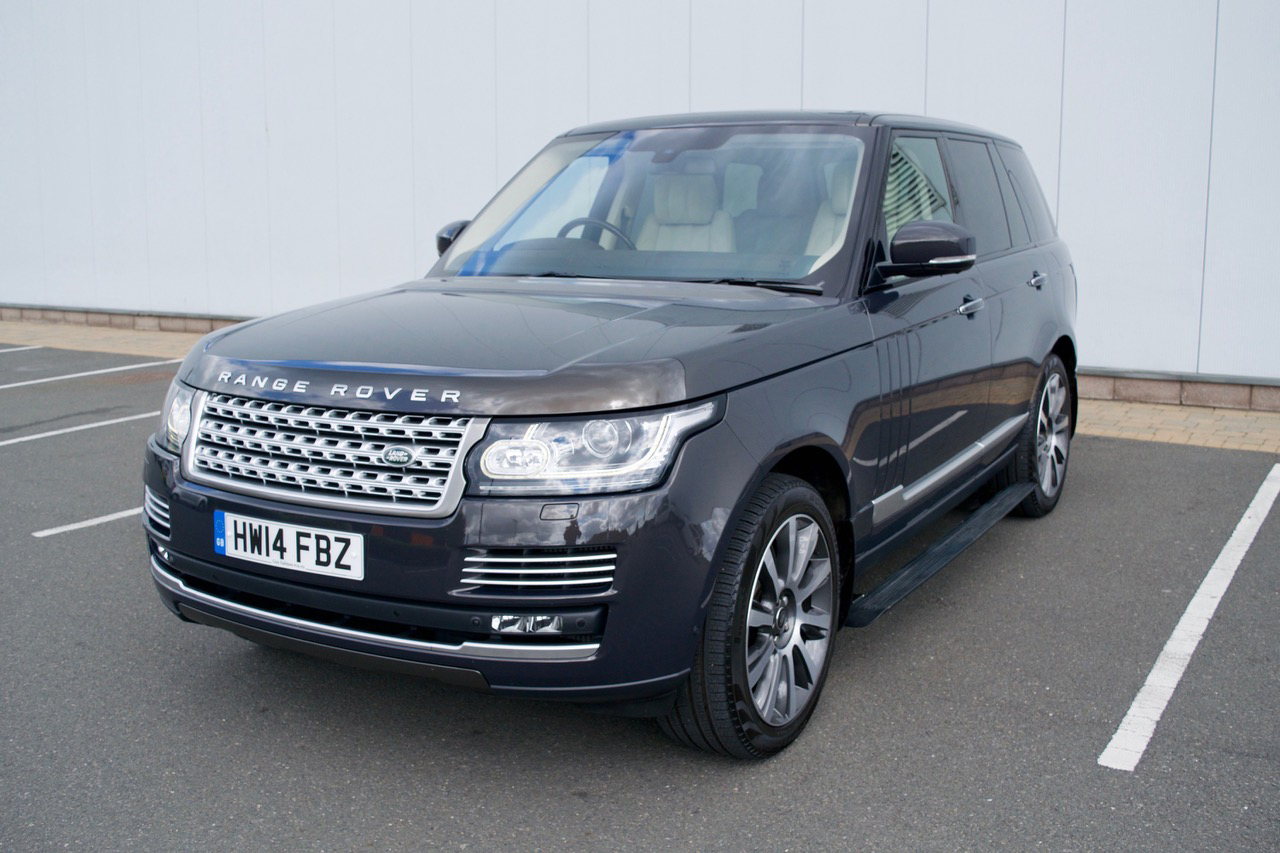 2014 Range Rover Vogue 3.0 SE