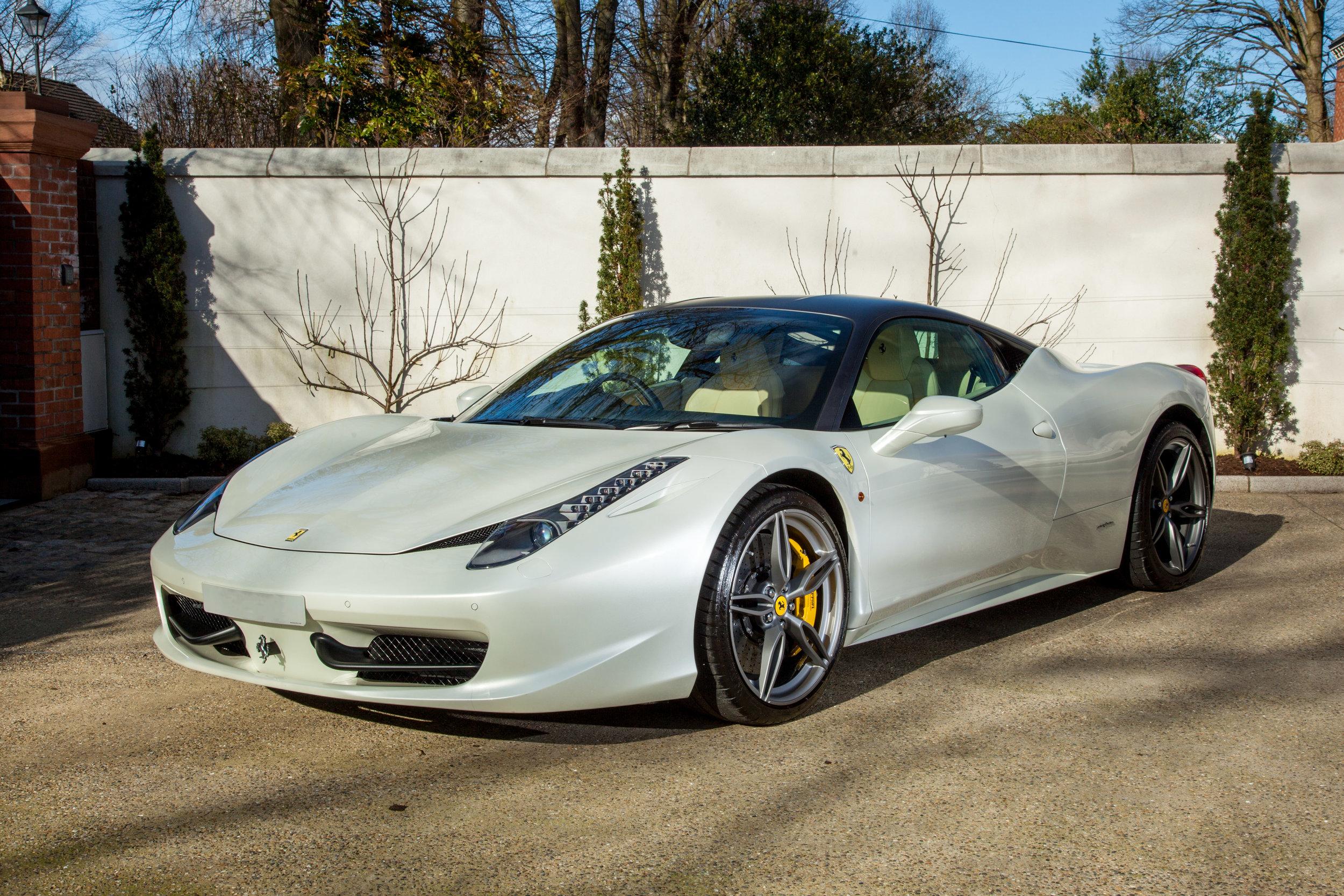 2015 Ferarri 458 Italia
