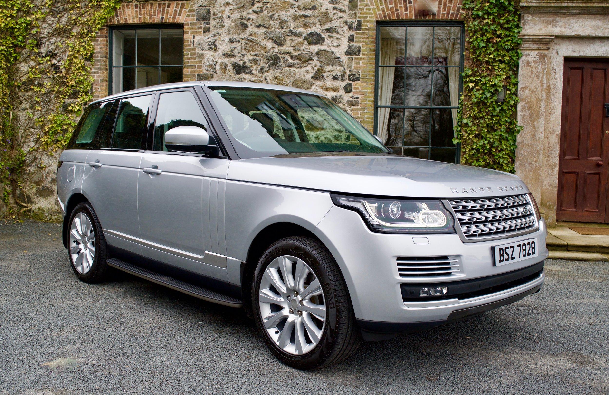 2014 Range Rover Vogue SE