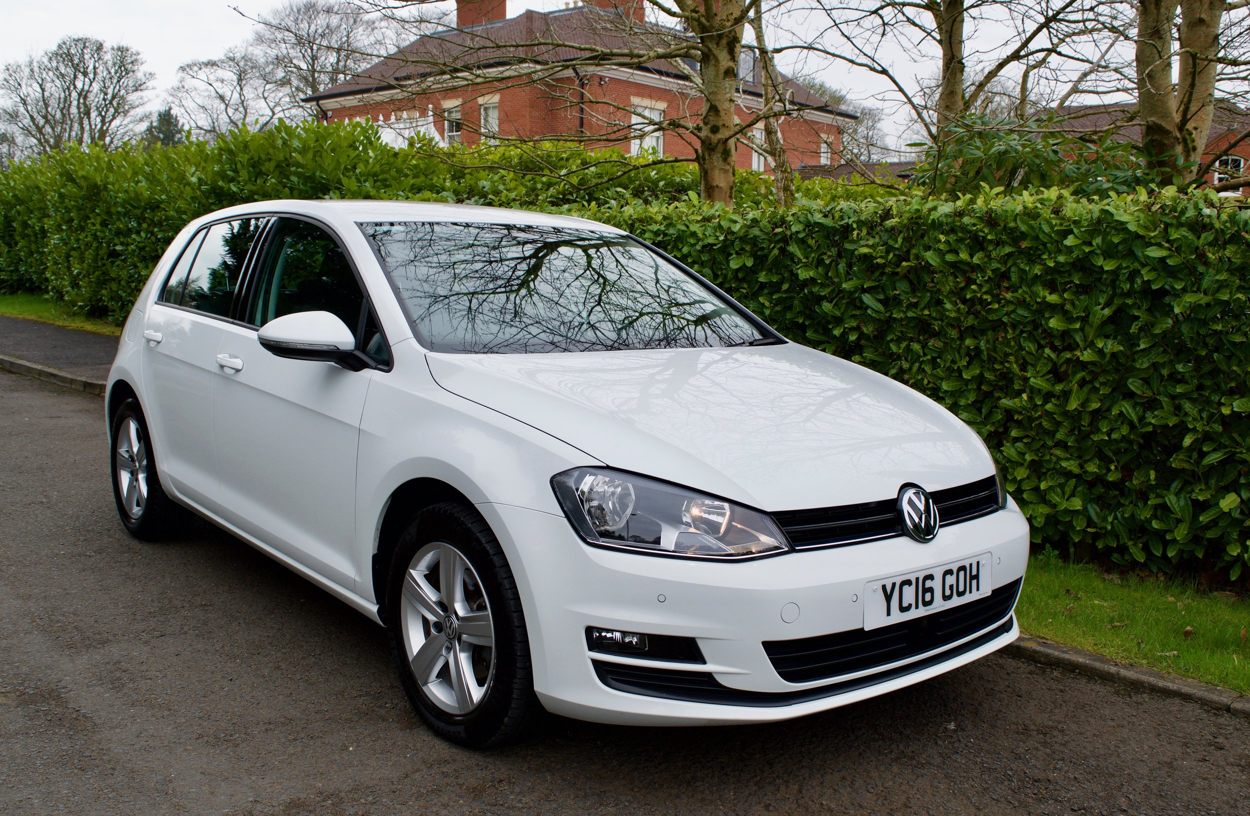 2016 VW Golf 1.6 TDI