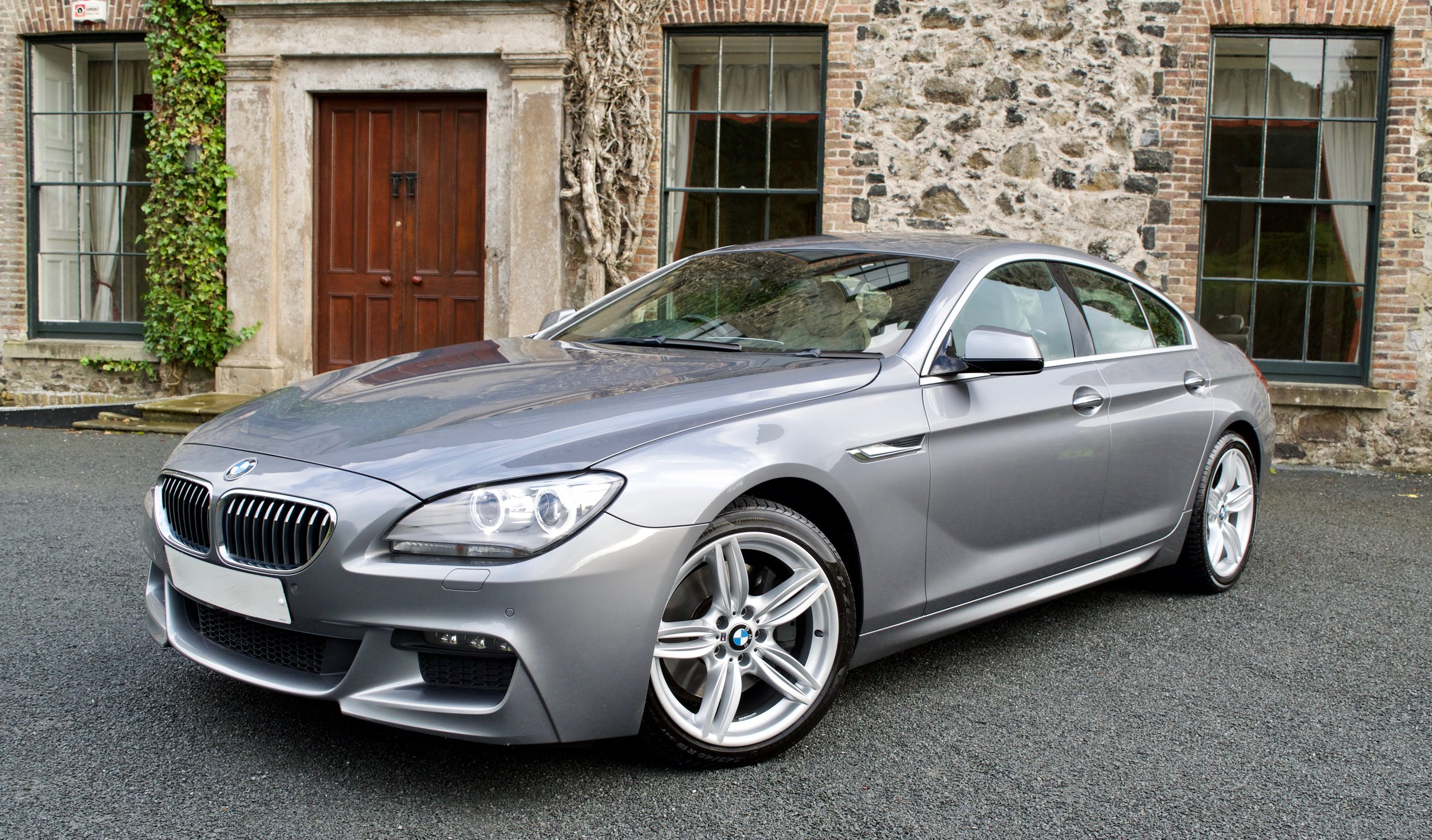 2013 BMW 640D Sport Gran Coupe