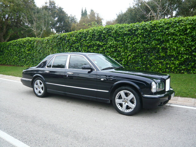 2001 Bentley Arnage 6.8 LHD