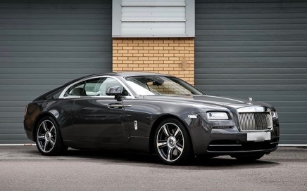 2015 Rolls Royce Wraith Black Edition