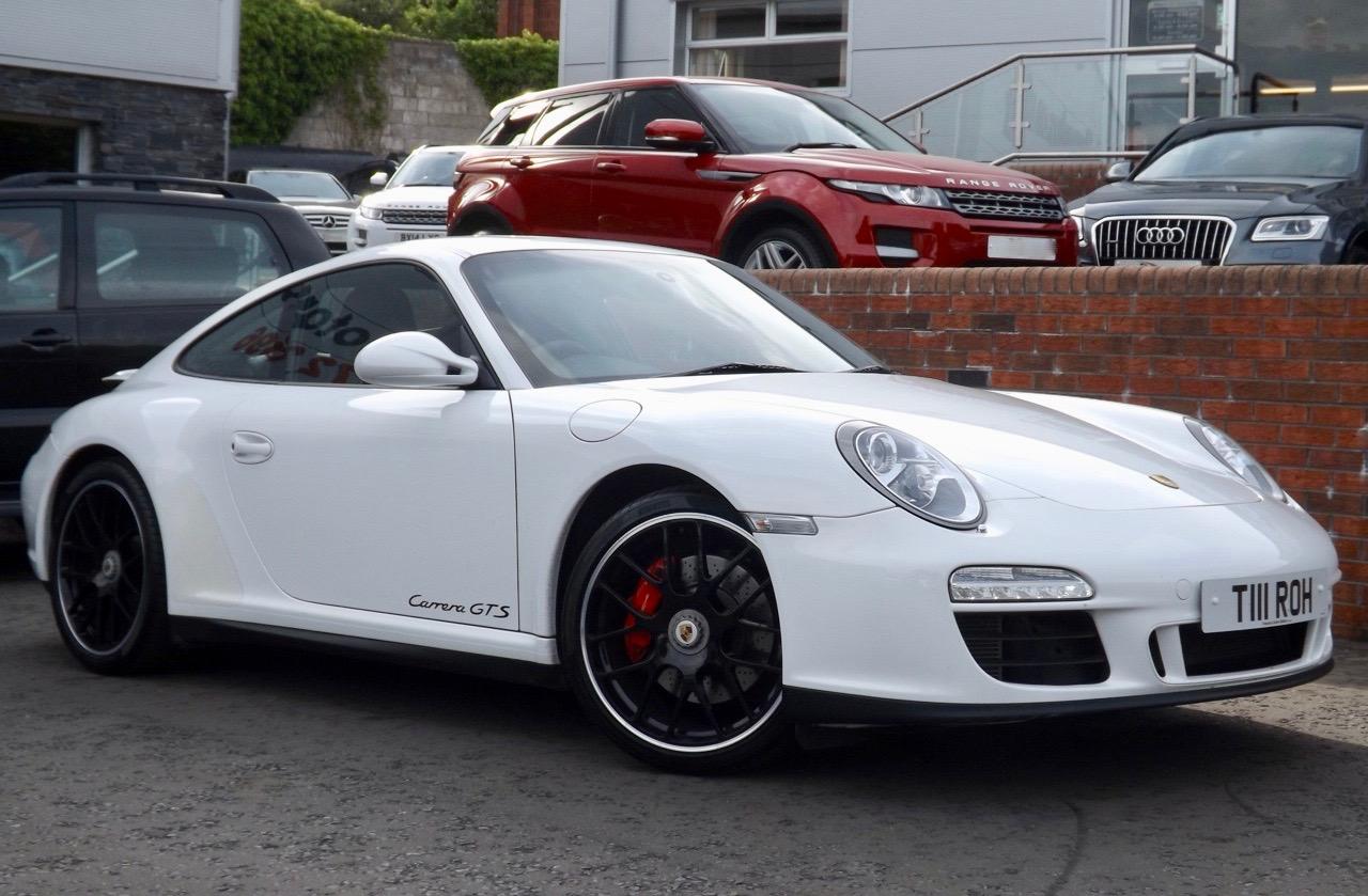 2011 Porsche 911 GTS  PDK
