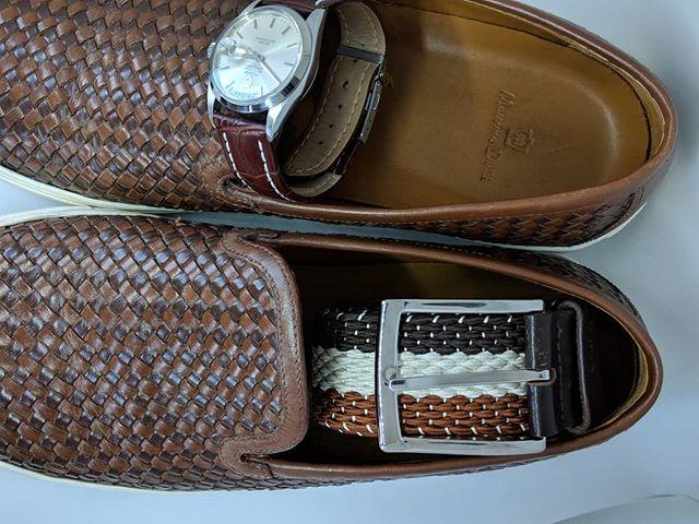 Bringing out the leather loafers and details for summer #dappertodetails  __________________ #detailsmatter #classydapper #pocketsquare #lapelpins #dapper #dappermen#dapperman#denofmen#mensfashion#mensfashionpost #menwithstyle#dapperstyle#dapperedman#gentlemen#gentlemenstyle #gentleman#fashionpost#classicstyledmen#styleinspiration#menfashion #mensstyle#mensessentials#menstylesuit#mensaccessories#suit #styleoftheday