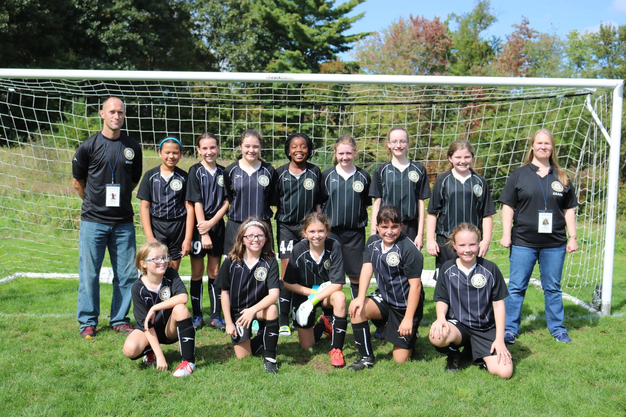 Haverhill Xtreme Chaos, Grade 6 Girls - County 2