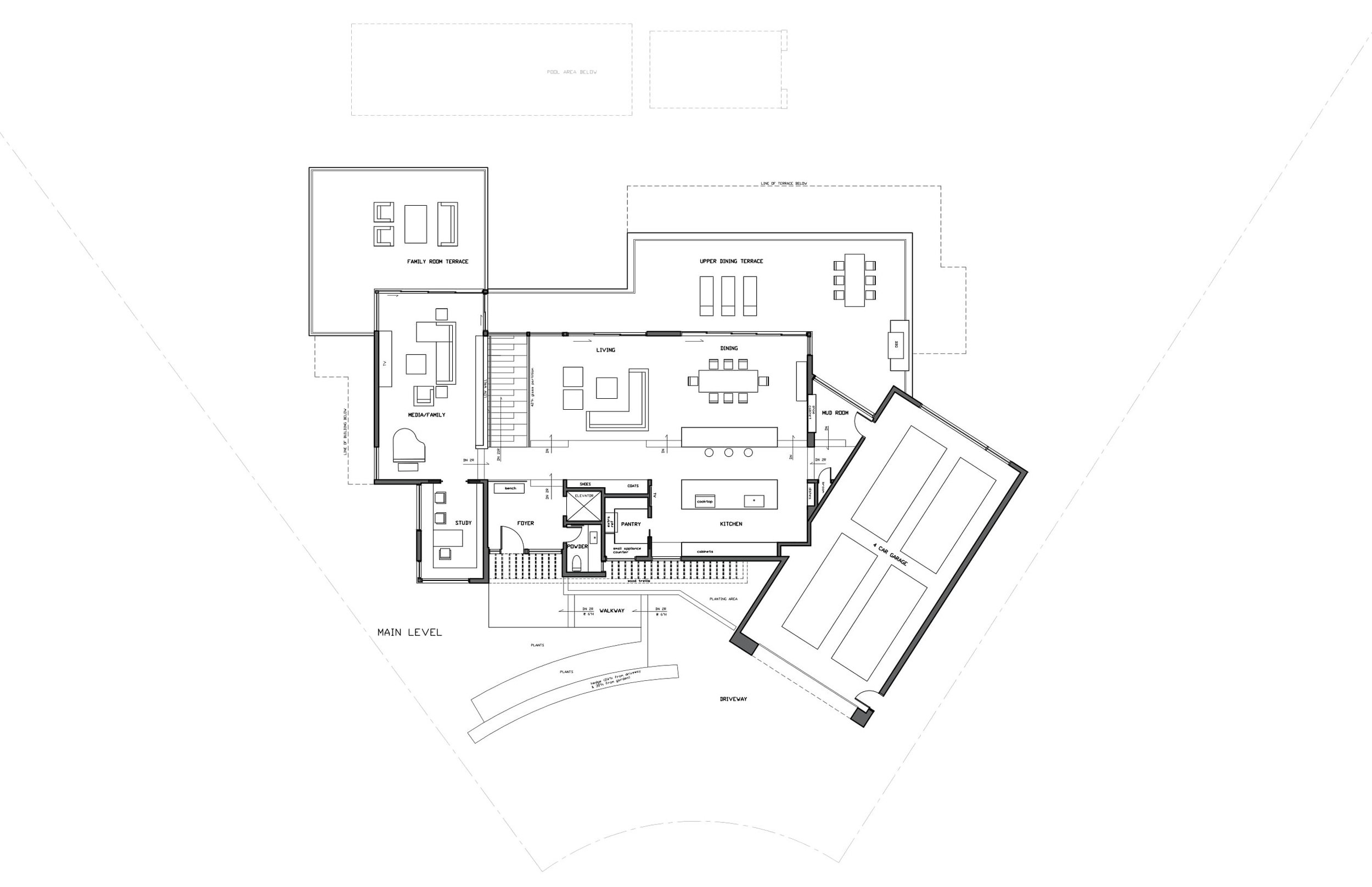 CONCEPT AND BUILDING PERMIT DRAWINGS