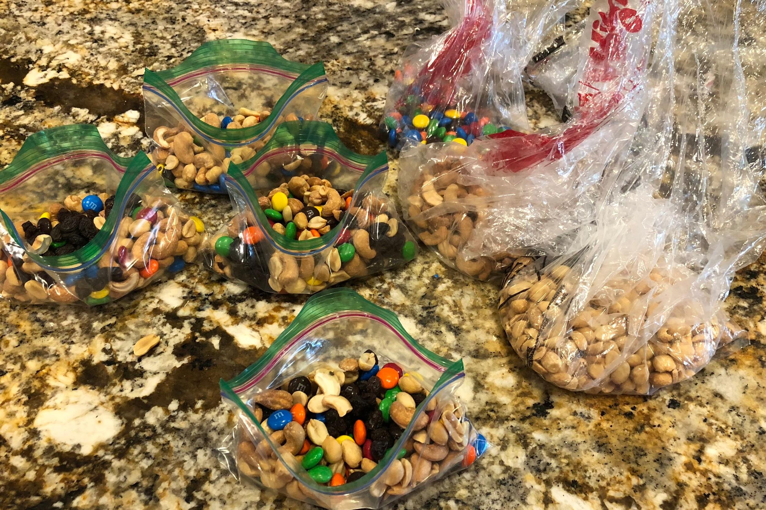 Backcountry Nutrition -