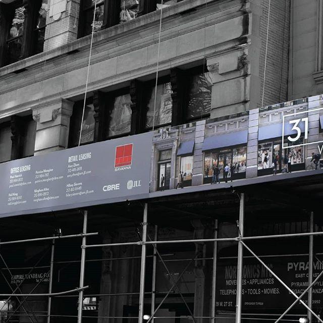 2019 | Branding & Repositioning Client: Savanna Project: 31 W 27thStreet Asset: Logoand Collater  #RealEstate #ResidentialBusiness #Savanna#Logo #Logos #Branding #ReBrand#Broker #Brokerage #Digital #Publishing #Design #Digital #Graphics #DesignAgency #GraphicDesign #RealEstateSales #Leasing #OfferingMemorandum #Branding #RealEstateDesign#CommercialRealEstate #InvestmentSales #Project #NoMad #NYC #NewYorkCity