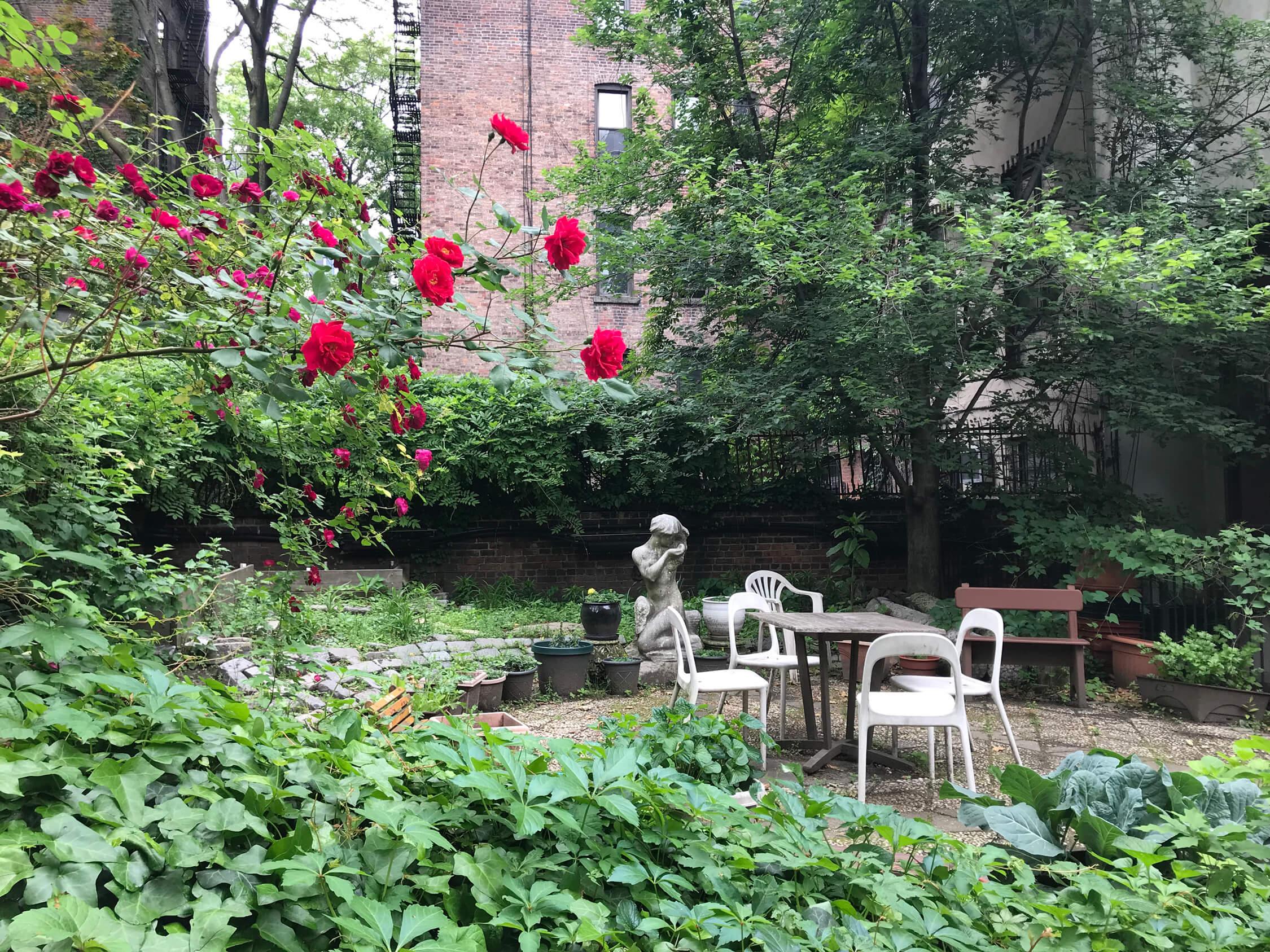 West Yard & Gardens