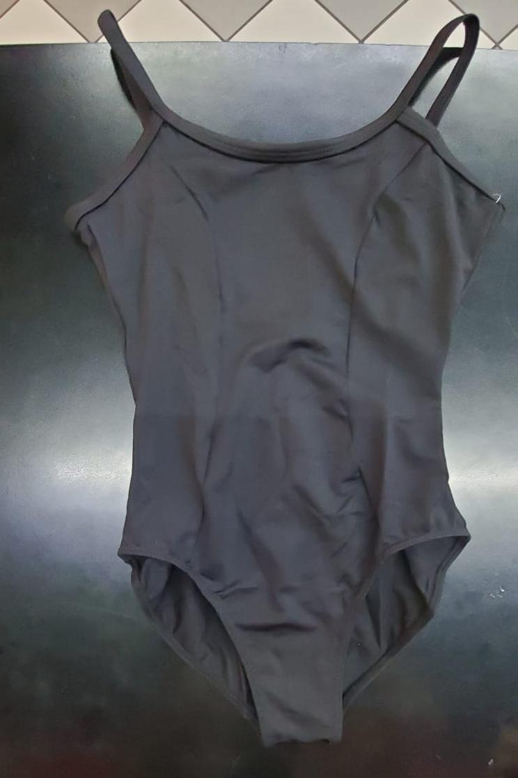- UNIFORME NIVEL AVANZADO, BALLET DE ADULTOS, FLAMENCO.Estilo: Camisole Negro