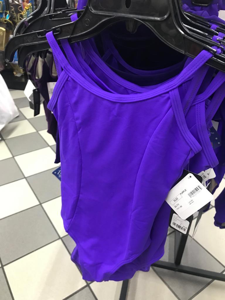 - UNIFORME NIVELES PRINCIPIANTES 1, 2 Y 3 👆Estilo: Camisole Purple Marca SoDanca