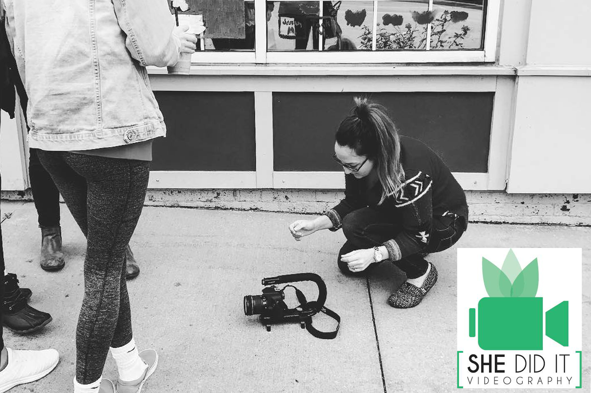 The goal of SHE is to continue the mission of supporting small/local business in Northeast Ohio through the lens! SHE wants YOU, the small and local businesses, to have quality access to video production that is creative, often outside the box and will give your future customers a look at who you are.