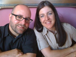 Greg and Libby Holah   Architects and owners of Holah Design + Architecture