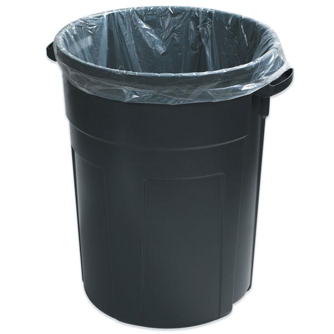 Event Trash Bin w/Liners  -  $12/ea