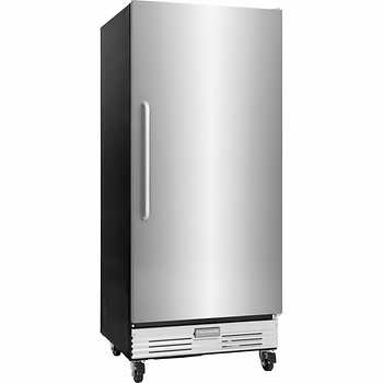 Single Door Commercial Refrigerator  -  $215