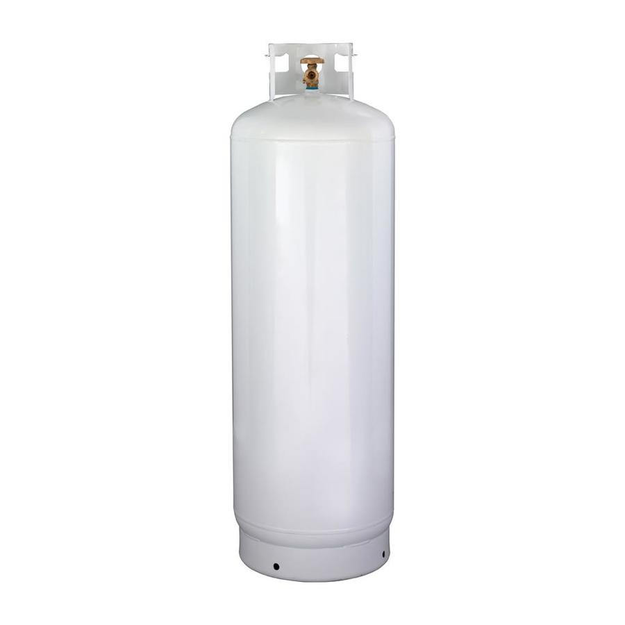 Propane Tanks  -  100 lb: $165 / 40 lb: $65
