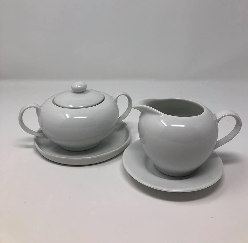 Sugar + Cream Set  -  $7.50/ set