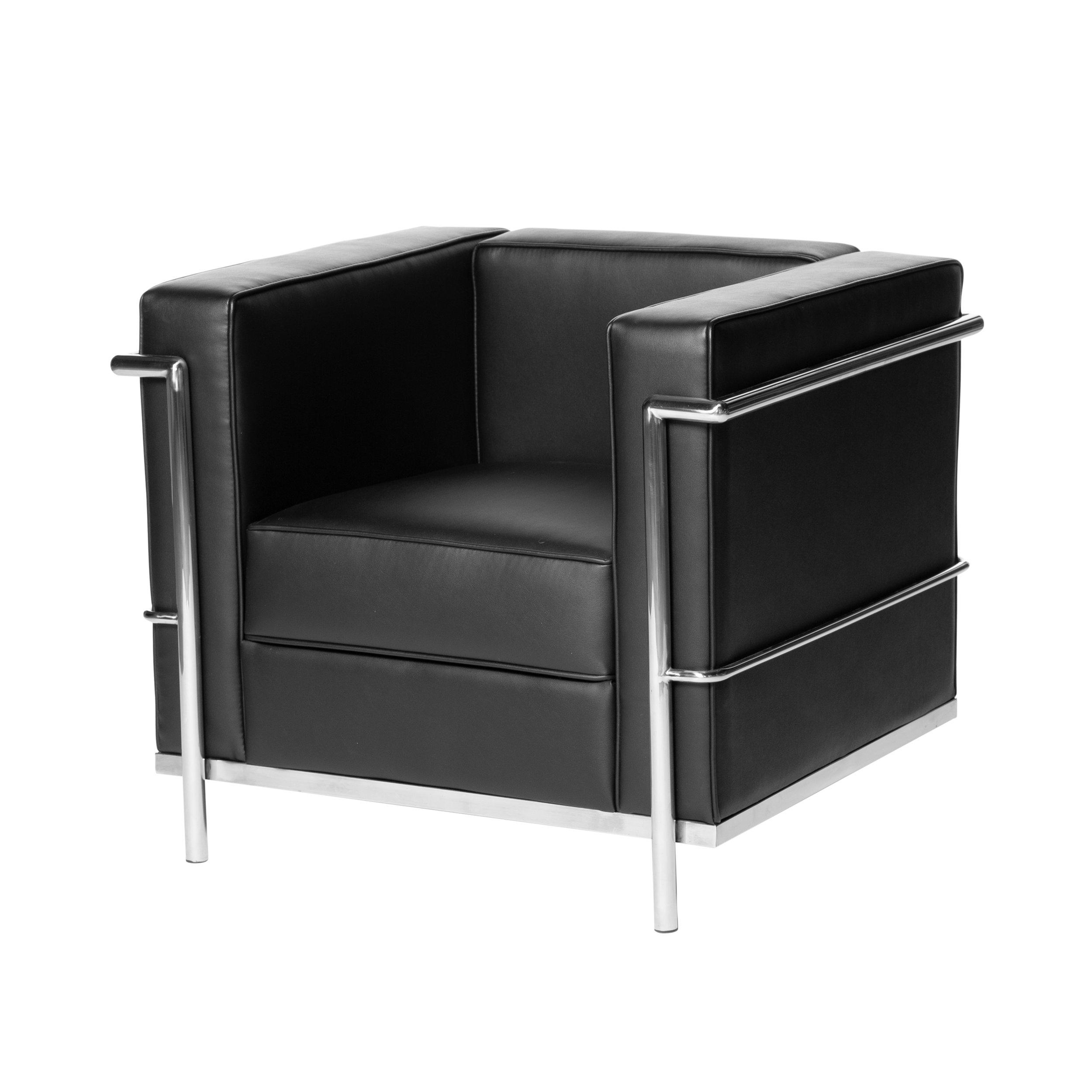 Leather Deco Club Chair - $200 | QTY: 8