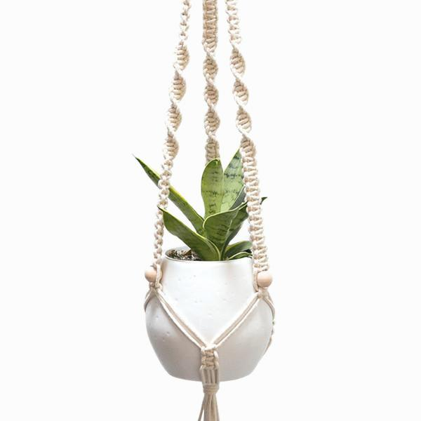 Macrame Plant Hanger Workshop - CLICK HERE to schedule a private event.
