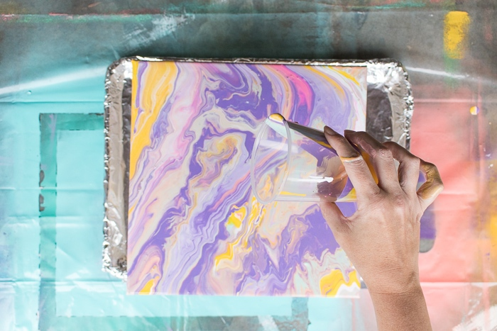 Fluid Painting Workshop - CLICK HERE to schedule a private event.