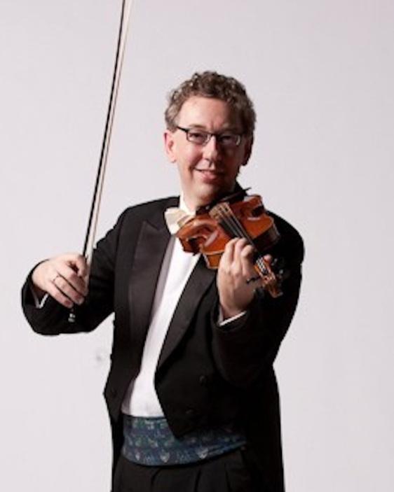 Michael Heald, violin -
