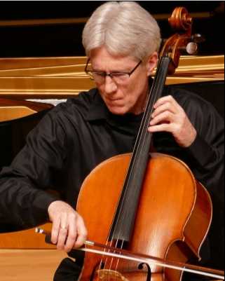 David Starkweather, cello -