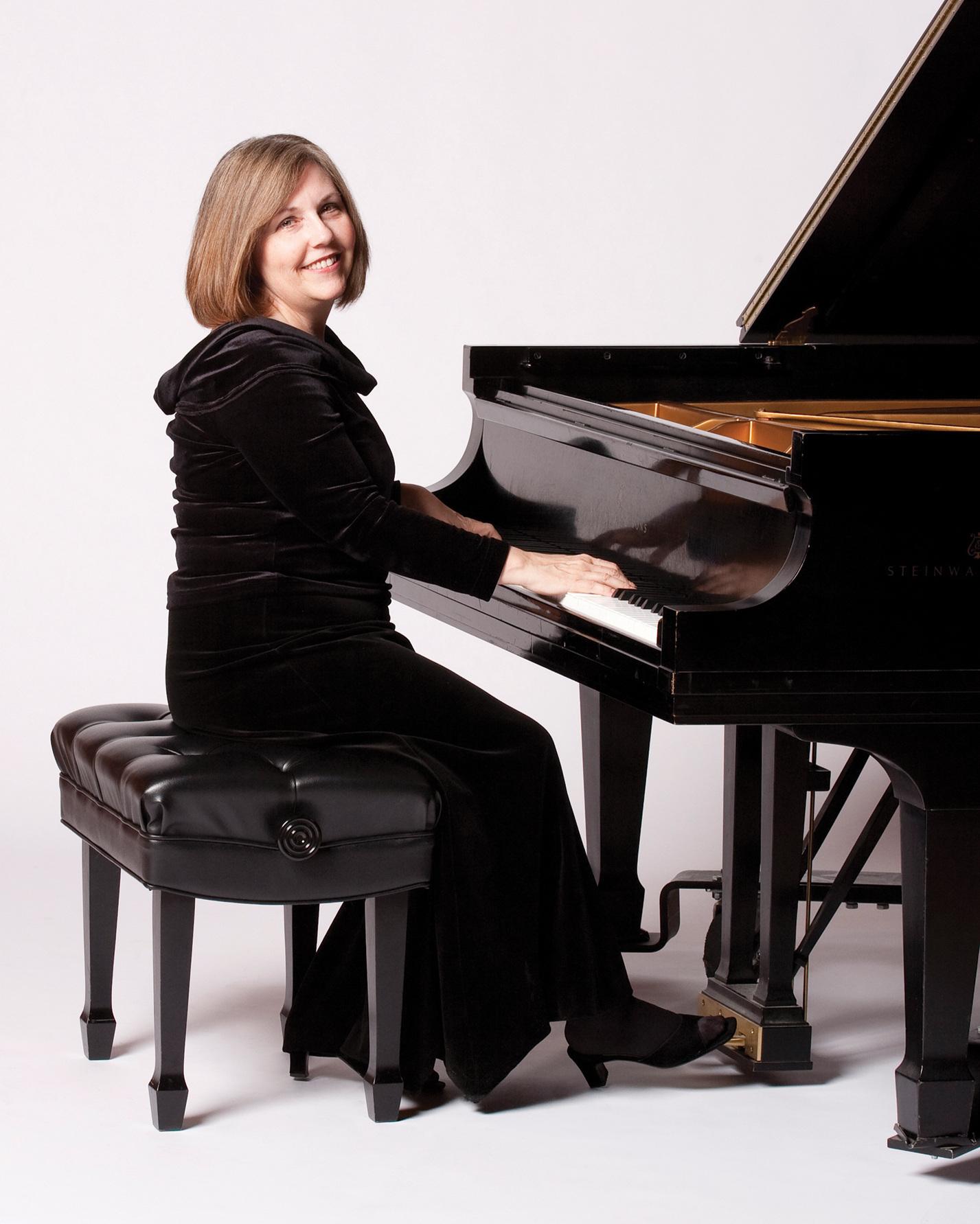 Martha Thomas, piano -