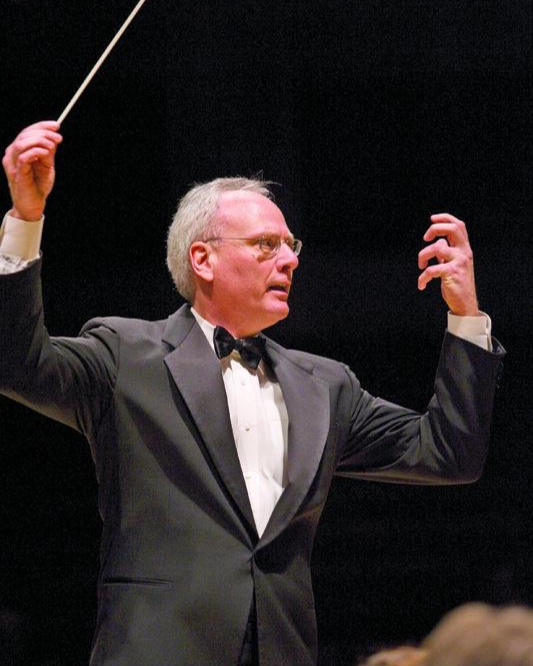 Mark Cedel, conductor -