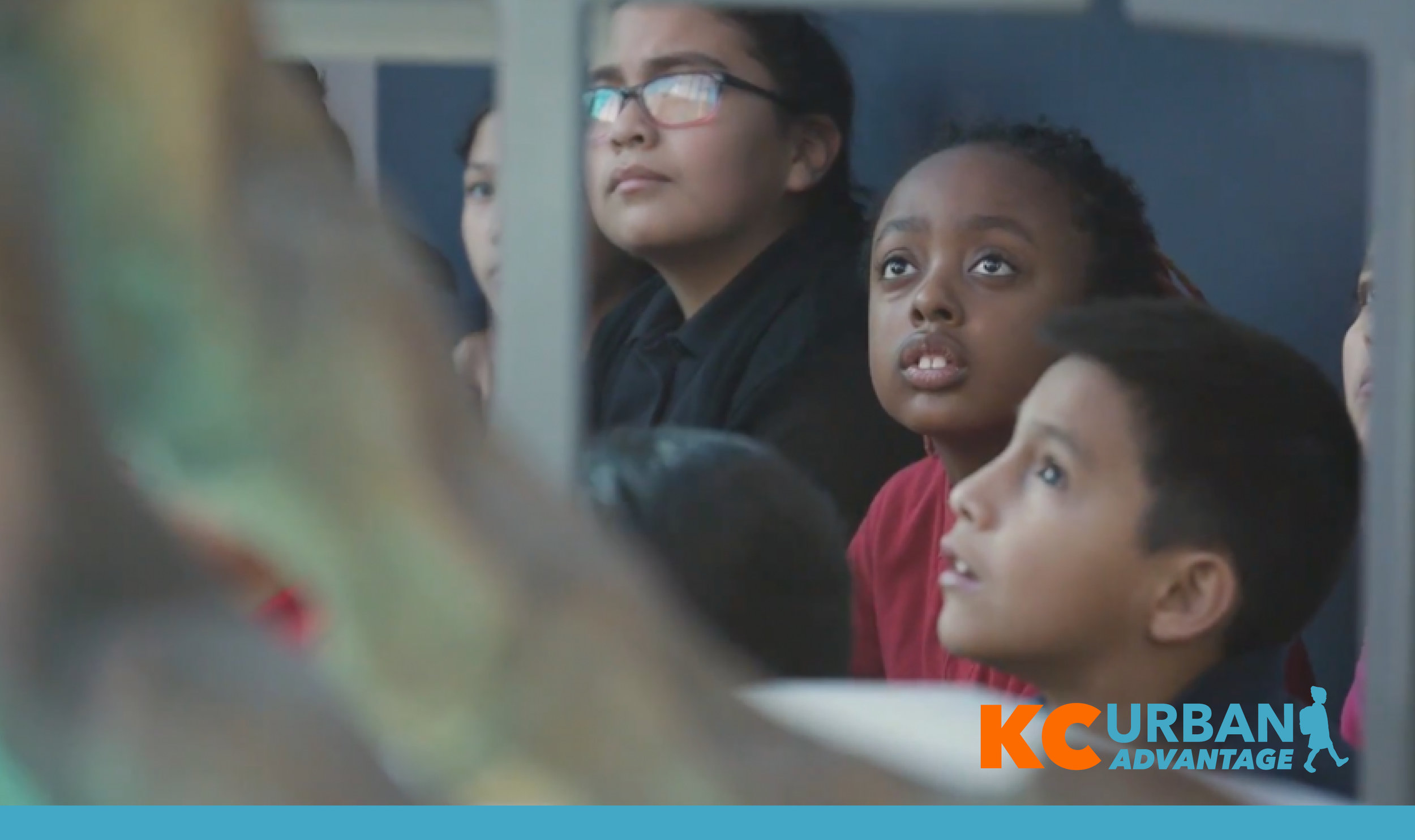 Your support counts. - Every donation supports kc urban advantage