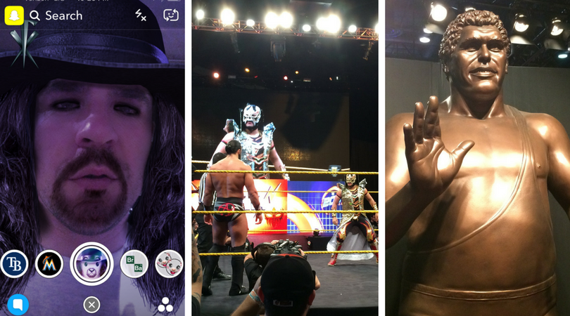From social media to live action to lots of nostalgia, WrestleMania weekend keeps fans engaged on multiple fronts.