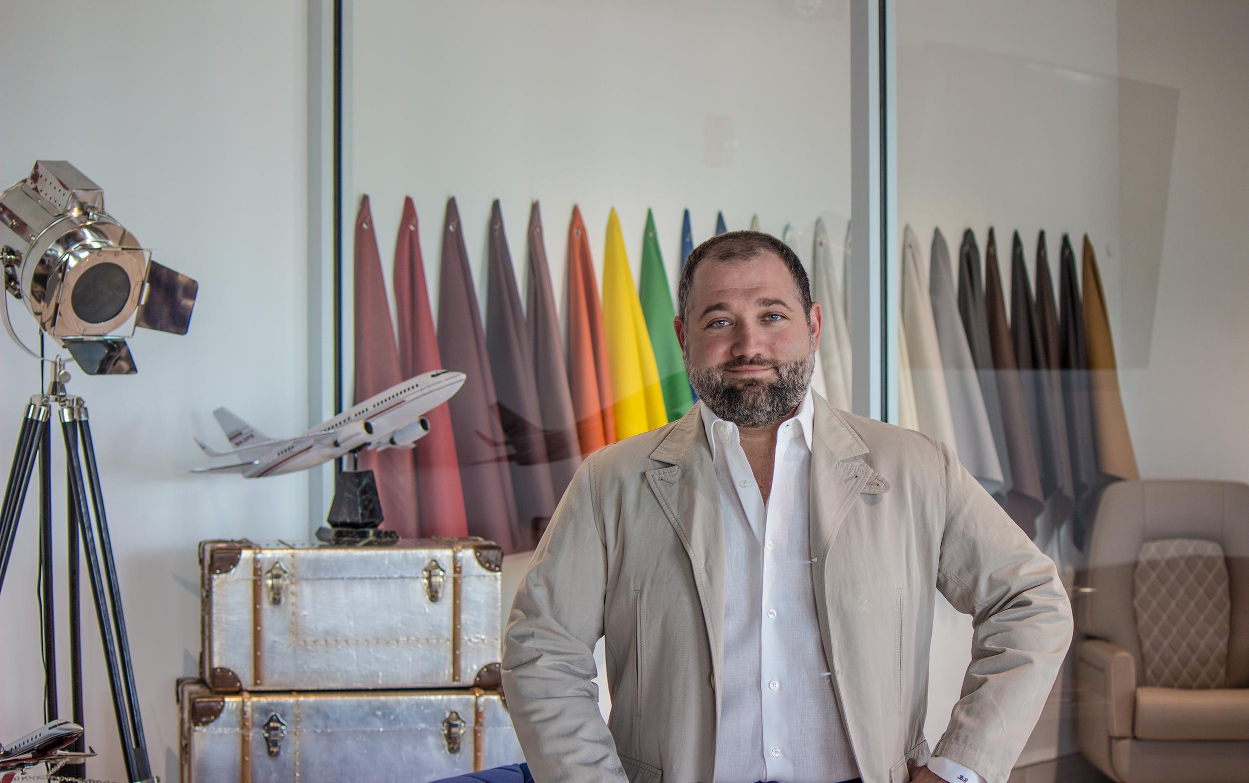SmartJets CEO Ben Shirazi